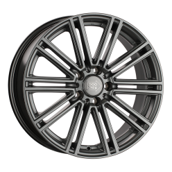 1000 MIGLIA MM1005 Matt Anthracite 7.5x17/5x108 ET40 D63.4