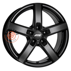 ATS Emotion Racing Black 7x16/5x112 ET48 D57.1