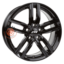 ATS Antares Diamond Black 6.5x16/5x112 ET41 D57.1