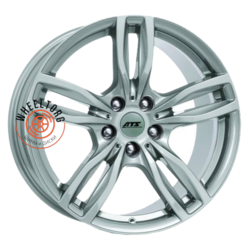 ATS Evolution Polar Silver 7.5x17/5x120 ET32 D72.6