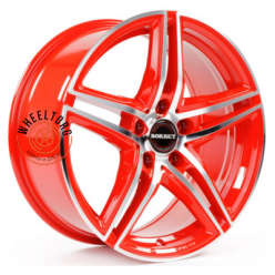 Borbet XRT Red Front Polished 8x18/5x114.3 ET45 D72.5
