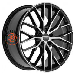 Fondmetal Makhai Gloss Black Machined 9x21/5x112 ET25 D66.5