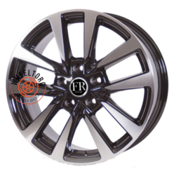 FR replica NS5274 MB 7x17/5x114.3 ET40 D66.1