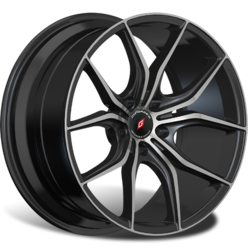 INFORGED IFG17 Black Machined 7.5x17/5x112 ET42 D57.1