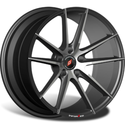 INFORGED IFG25 Black Machined 7.5x17/5x114.3 ET42 D67.1