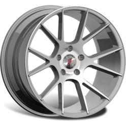 INFORGED IFG23 Silver 7.5x17/4x100 ET40 D60.1