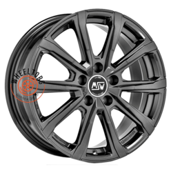 MSW 79 Gloss Dark Grey 7x17/5x114.3 ET45 D675