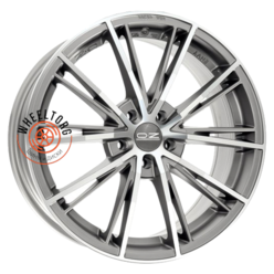 OZ Envy Matt Silver Tech Diamond Cut 7.5x16/5x115 ET32 D70.2