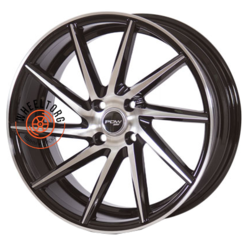 PDW 1022Right (CVT) M/B 7x15/4x100 ET30 D60.1