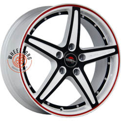 Yokatta MODEL-11 W+B+RS+BSI 6x15/5x105 ET39 D56.6