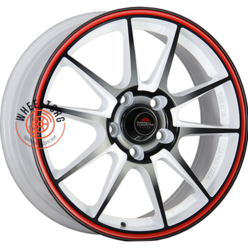 Yokatta MODEL-15 W+B+RS 6.5x16/5x112 ET42 D57.1