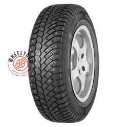 Continental ContiIceContact 4x4 225/65 R17 102T (шип)