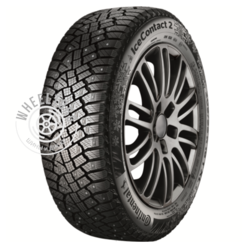 Continental IceContact 2 255/35 R19 XL 96T (шип)