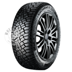 Continental IceContact 2 SUV 215/65 R16 XL 102T (шип)