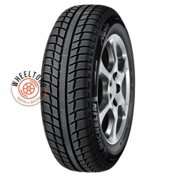 Michelin Alpin A3 185/65 R14 86T (не шип)