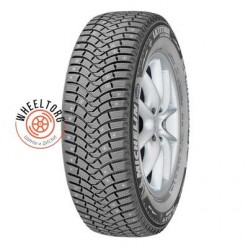 Michelin Latitude X-Ice North 2+ 225/65 R17 102T (шип)